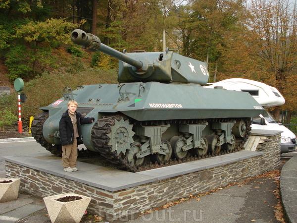 Бельгийские Арденны