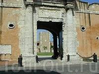 Крепость Озама