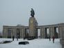 советский мемориал в Тиргартене