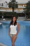 Наш отель Alex beach