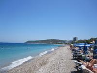 Эгейское море. Побережье Иксии, пос. Ялиссос.