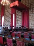 А здесь заседает шведский парламент