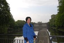 парк Кролевские Лазенки Варшава