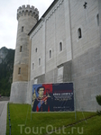 12 июня 1886 года вся Бавария чтит его память.Портрет короля Людвига самый известный из всех,изображающий двадцатилетнего монарха в форме генерала,принадлежит ...