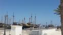 единсвенный порт на острове