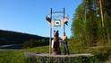 въехали в Медвежьегорск