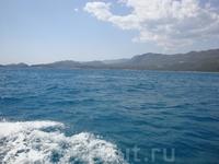 Вдали остров Кекова