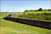 У них тоже есть форт.Какая же красота форт Александр  у нас в Кронштадте.