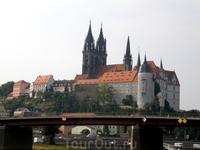 Замок Альбрехтсбург в Мейсене