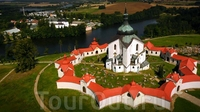 Паломническая церковь Святого Яна Непомуцкого на Зелёной Горе
