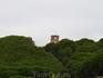 Калелья. Прогулка по городу. Вид на башни тамплиеров