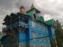 Дом братца Чурикова... по песням из него похоже на секту....