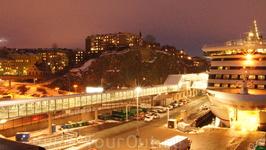 Ночной Стокгольм необычайно красив!