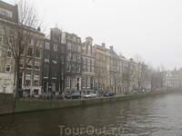 Gouden Bocht - Золотая Излучина на канале Herengracht.
