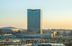 Tashkent city (строящийся новый даунтаун столицы)
