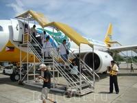 самолеты как всегда в азии на высоте - чистые и комфортные