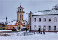 Барановичинское Пожарное депо