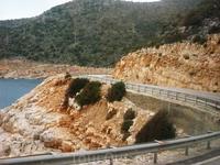 Серпантины в Турции