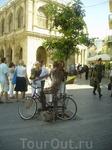 улицы города Ираклион