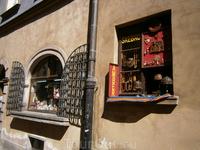 магазинчики старой Варшавы