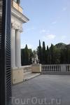Внутренний дворик Дворца Ахиллеон