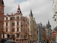 Архитектура курортного города