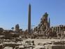 Город Луксор (Фивы) Карнакский храм.