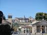 вид на старый город Бергамо