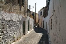 Улицы Лиападес