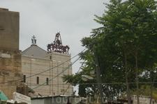 Колокольный звон на базилике.