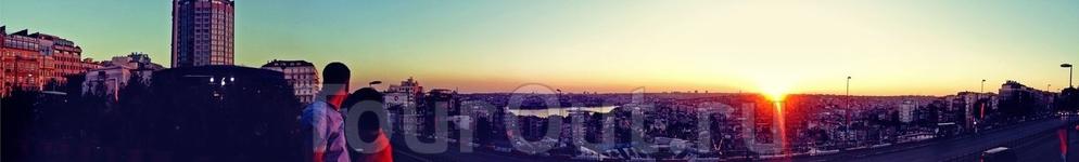 И вот он тот самый прощальный кадр, взгляд на этот город, который поглатил меня, на этот закат, который я обязательно увижу еще)