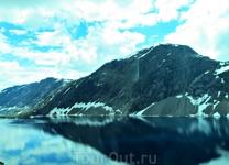 Озеро Троллей.