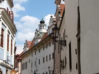 Старый  город Чешский Крумлов