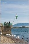 оз. Лаго Маджоре ( Lago Maggiore, буквально — большое озеро),Длина — 66 км, ширина — до 10 км, площадь — 212,5 км², глубина — до 372 м