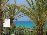 Средиземное море поразило богатством оттенков!!!