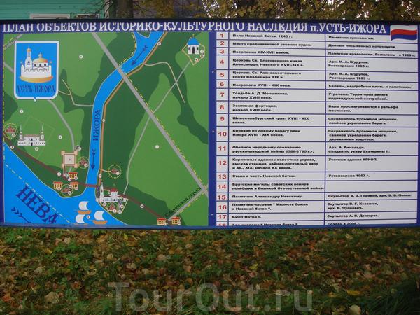 Усть-Ижора — посёлок