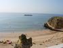 Албуфейра, пляж Рокамар