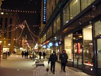 Хельсинки, Рождество
