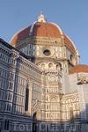 Купол Брунелески собора Дуомо.