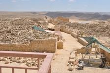 Авдат. Город в пустыне Негев