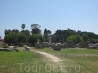 город Кос,развалины