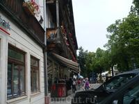 побродить по улицам Обераммергау-одно удовольствие!