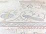 Только небольшие фрагменты мозаики остались от церкви, которая была возведена в VI веке на Горе Небо, чтобы отметить место,где Моисей ушел в мир иной. ...