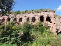 Снова руины