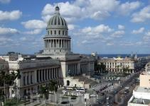 Национальный Капитолий в Гаване...