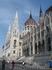 Здание венгерского парламента