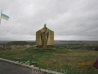 памятник П. Конашевичу-Сагайдачному