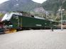 Поезд Фломской железной дороги