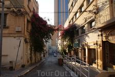 улочки в Сент-Джуллиансе
