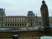 вид из Лувра 4